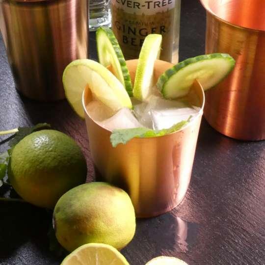 Kupfermanufaktur Weyersberg - Becher für Cocktails
