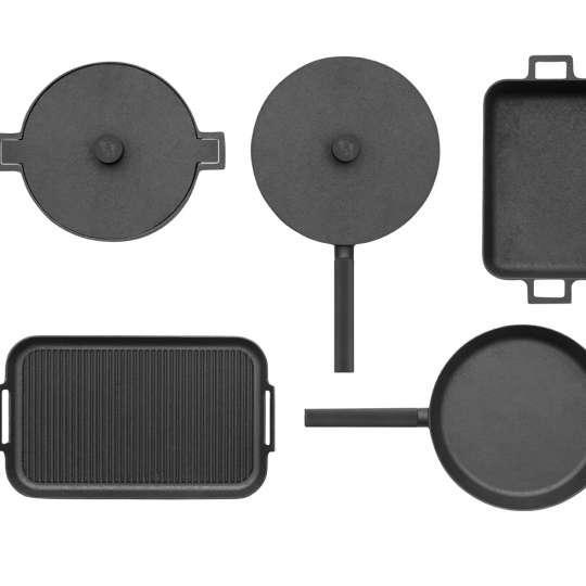 Kupfermanufaktur Gruppenbild NOIR-Serie