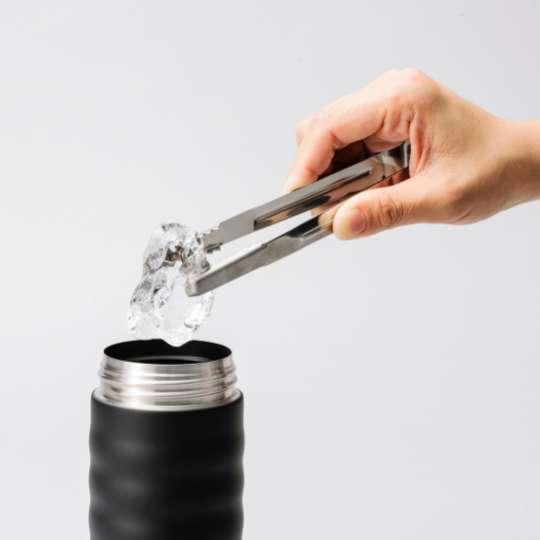 Kyocera Twist Top Thermobecher schwarz Anwendung