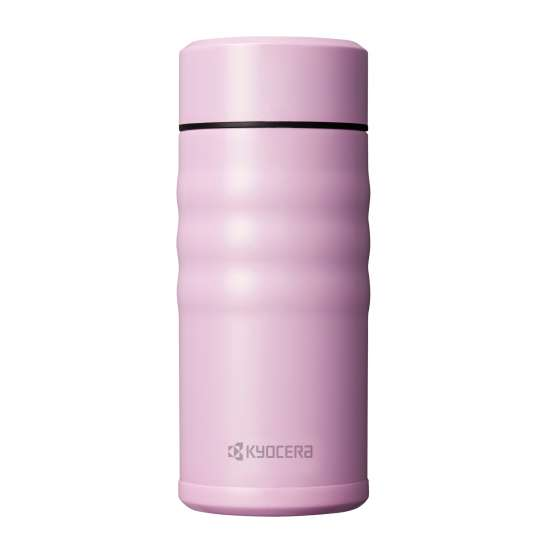Kyocera Twist Top Thermobecher cotton candy pink