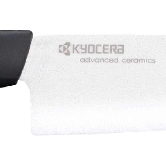 Kyocera GEN WHITE Keramik-Santokumesser