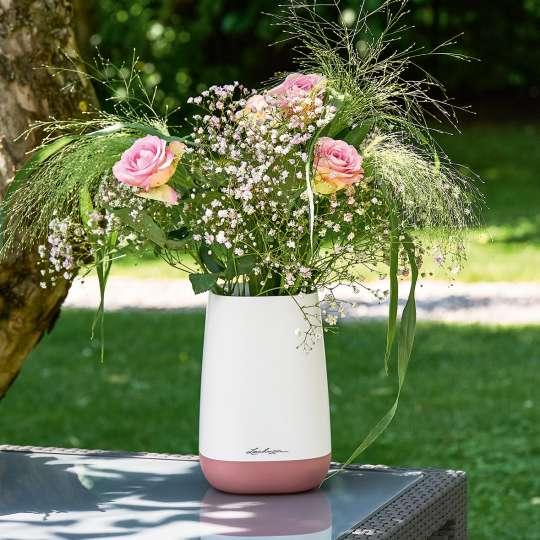 Lechuza Yula pearlrose Rosen Vase