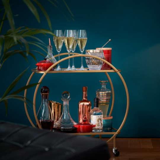 Le Creuset Fine Dining Drinks Cabinet