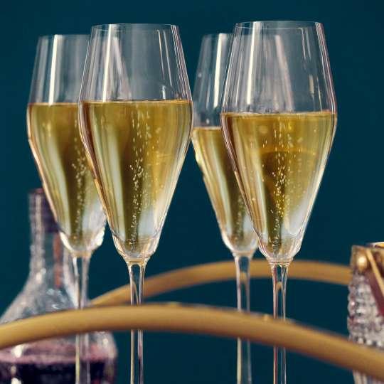 Le Creuset Fine Dining Drinks Cabinet Sektkelch