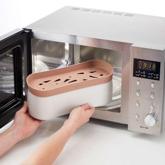 Lekue - Quick Pasta Cooker - schnell unf einfach in der Mikrowelle