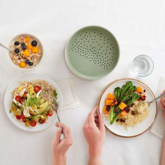 Lékué – Quick Quinoa & Rice Cooker - leckere Vielfalt