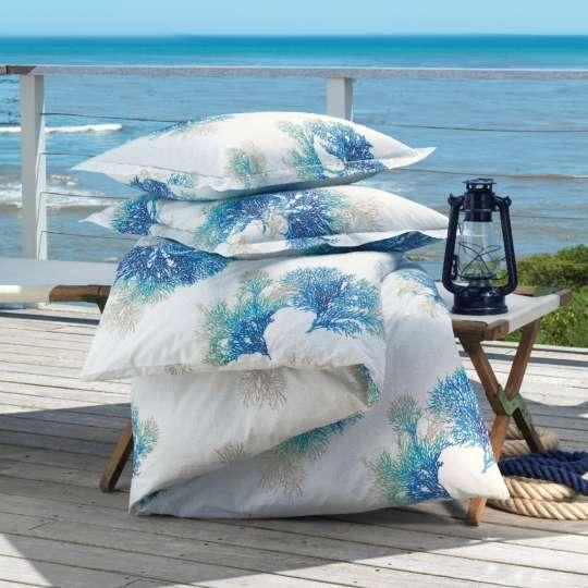 Faszinierende Meereswelten: Textilien von Linvosges, Bettwäsche Südsee, Mood