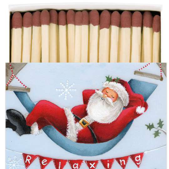 Ambiente Europe_Relaxing Christmas_Matches