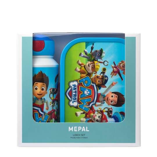 Mepal - Campus Pausenset - Verschlussbecher und Brotdose - Paw Patrol Verpackung