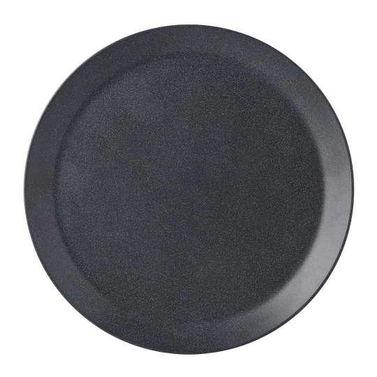 Mepal - Melamin Geschirrserie Bloom - Essteller pebble black
