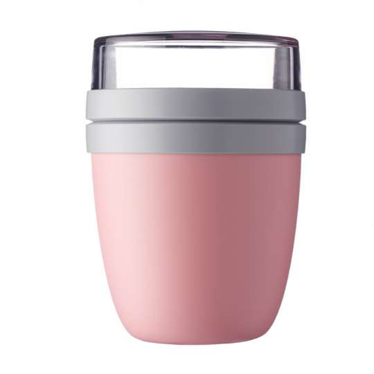 Mepal - Lunchpot Ellipse nordic pink