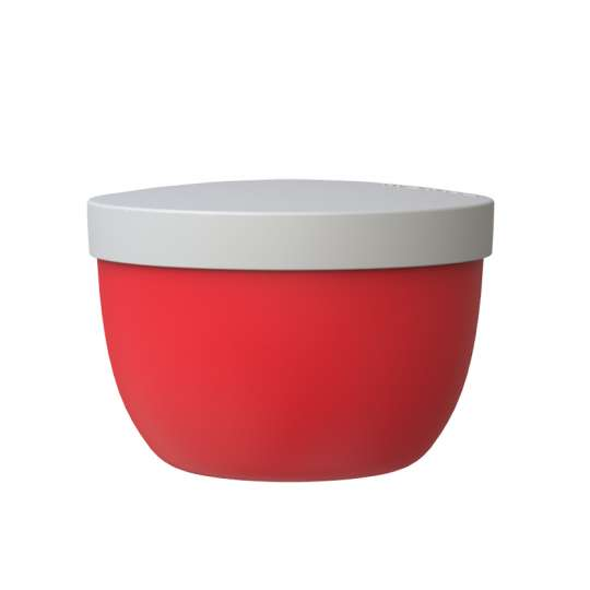 Mepal - Snackpot 350 ml red