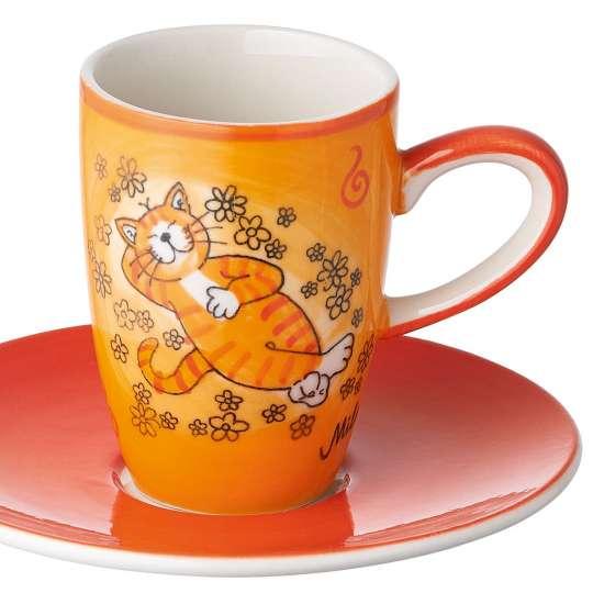 Mila  Ommh / Verschnaufpause Espresso Tasse 88195