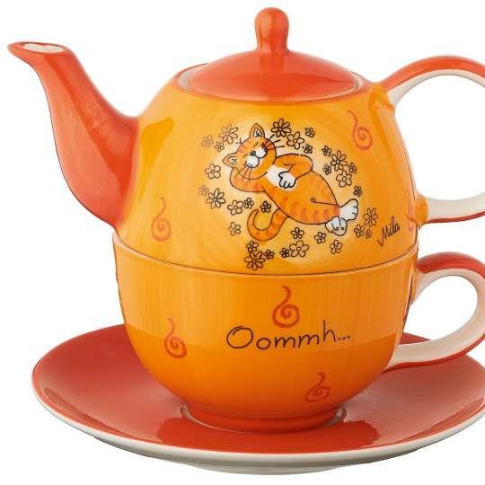 Mila Ommh / Katze Tea for one 99195