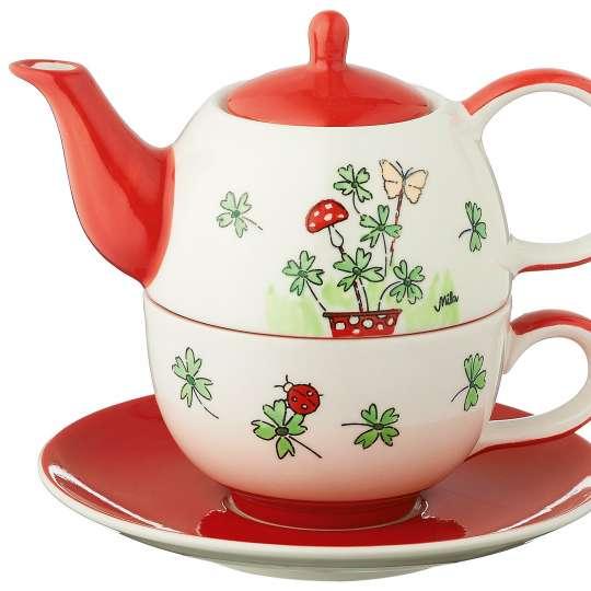 Mila Viel Glück Tea for one 99196