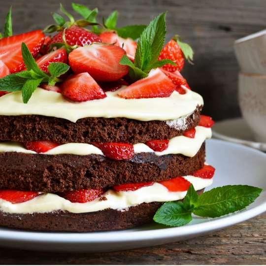 Naked Cake von REEH