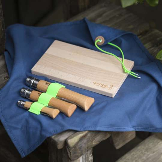 Opinel Set Kit Nomad Mood 10