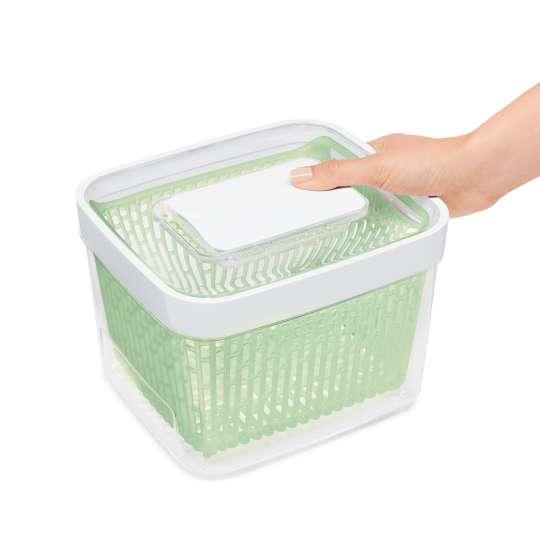 OXO GreenSaver Frischhaltebox 4 L Anwendung 1