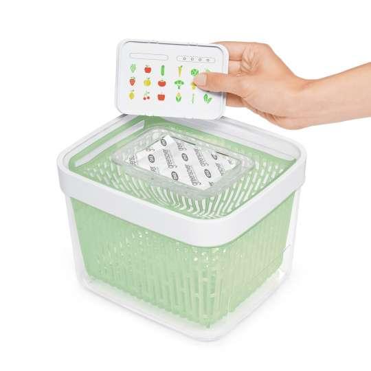 OXO GreenSaver Frischhaltebox 4 L Anwendung 2
