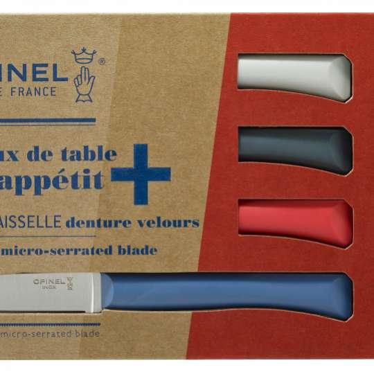 Opinel Bon Appetit+ Tafelmesser-Set - Verpackung