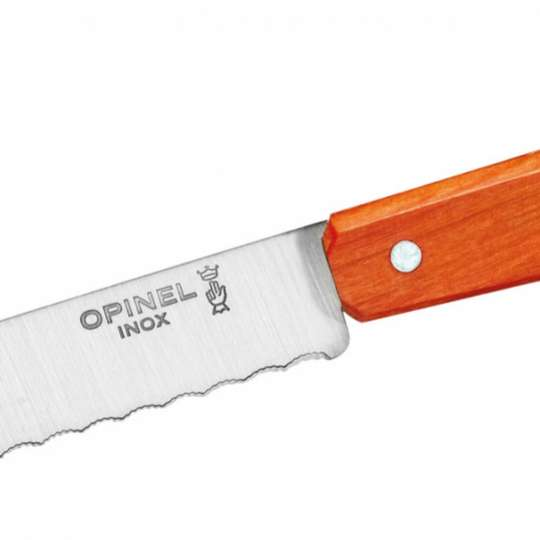 Opinel Küchenmesser Nr. 113 orange- 254389