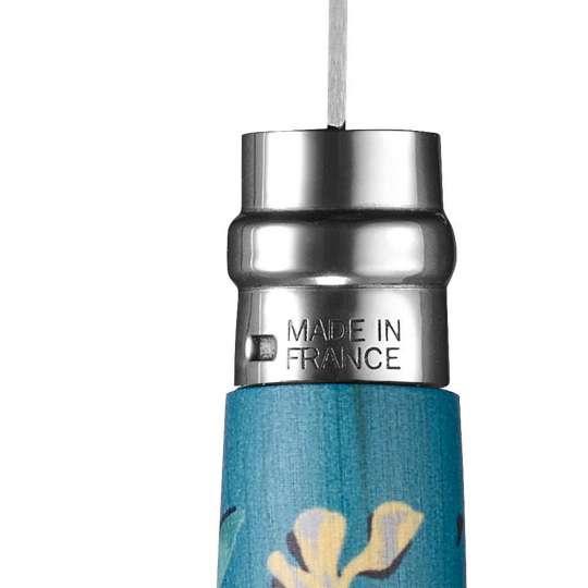 Opinel-Messer mit ganz viel Liebe: Serie Edition Amour / Design Wan / Messerrücken