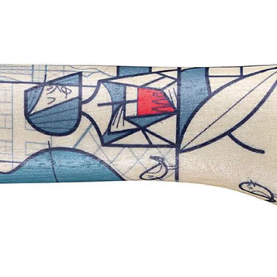 "Opinel Edition ""France!"" Messer Nº 08 designed by Ale Giorgini"