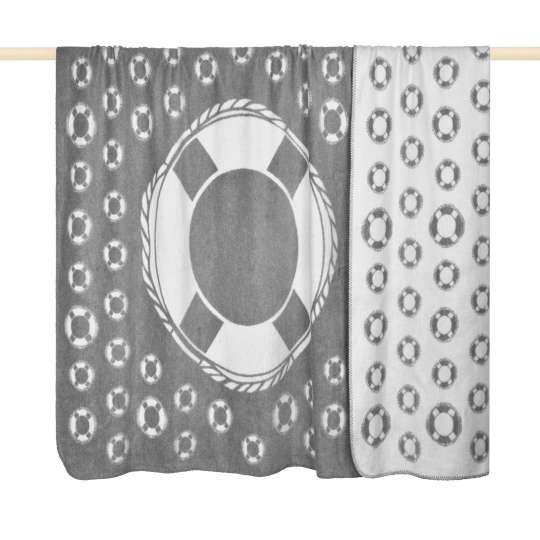 PAD - Decke LIFESAFER - 150x200 grey
