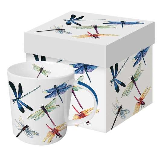 PPD 603633 · Libélula Trend Mug Giftbox, 0,35l / Becher in Geschenkbox