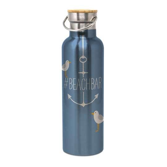 Beach Stainless Steel Bottle