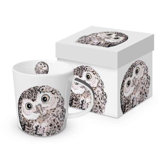 PPD Owl Trend Mug Tasse mit Verpackung - 604120