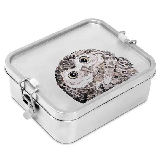 PPD Owl Stainless steel lunchbox - 604212