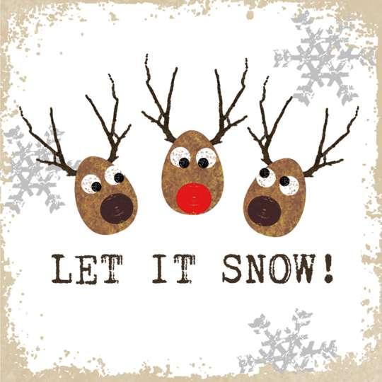 PPD_3331395_let it snow Napkin