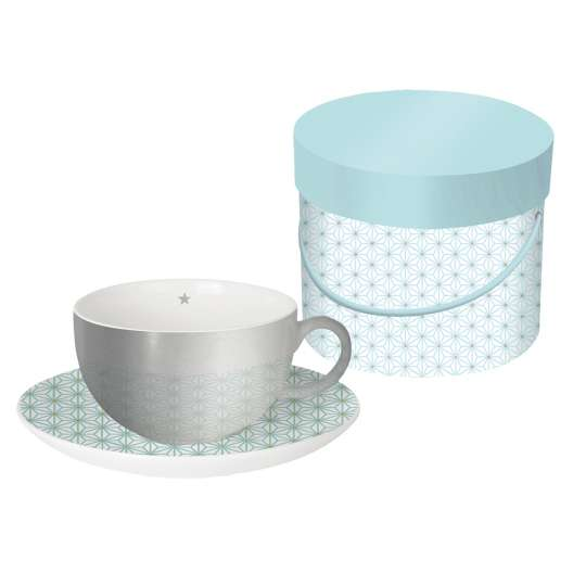 PPD Ginza Reflecting Cup blau