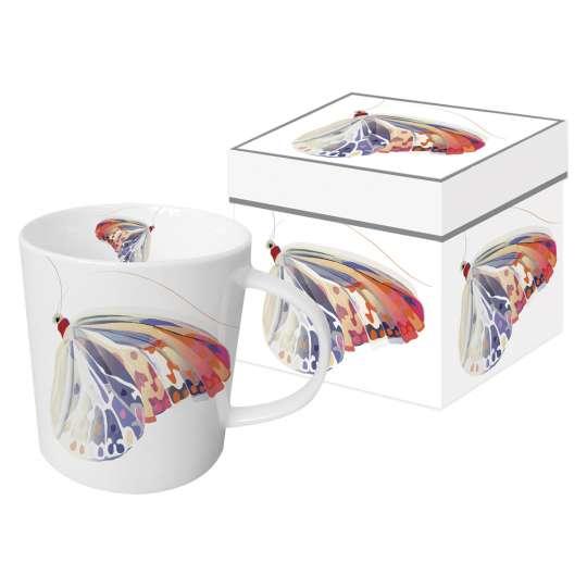 Turnowsky PPD Trend Mug Corfu Butterfly 603108_Freisteller