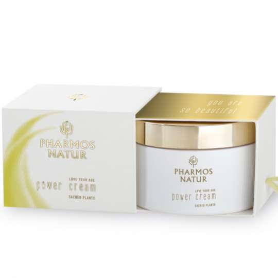 Pharmos LOVE YOUR AGE Power Cream in Verpackung