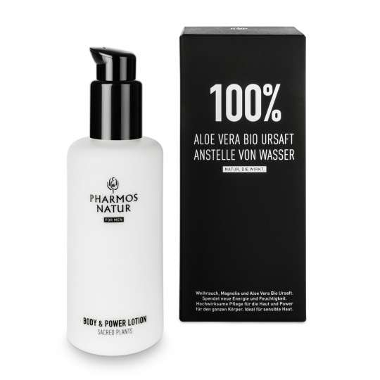 Pharmos NATURE OF MEN Body Lotion