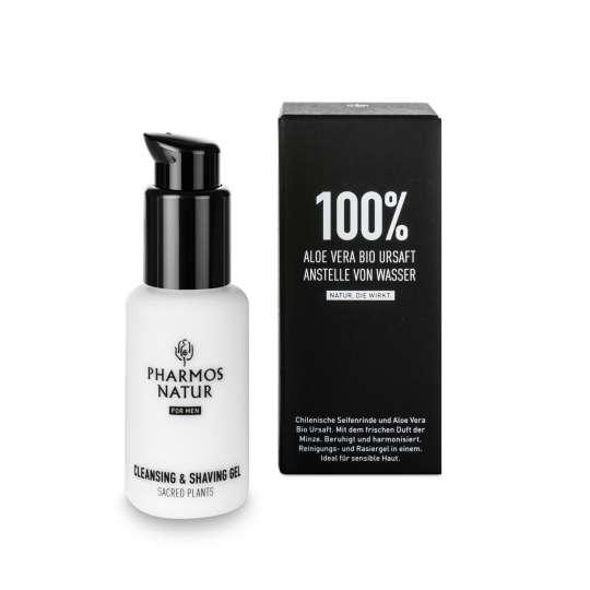 Pharmos NATURE OF MEN Cleansing & Shaving Gel