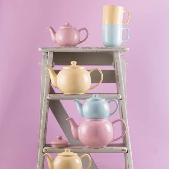 PRICE & KENSINGTON Teapots Pastel
