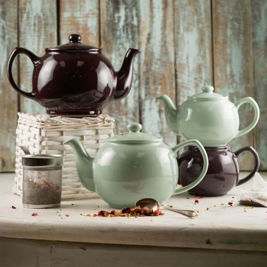 PRICE & KENSINGTON Teapots Mint & Berry