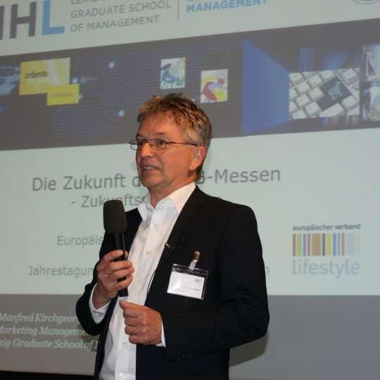 Prof. Manfred Kirchgeorg