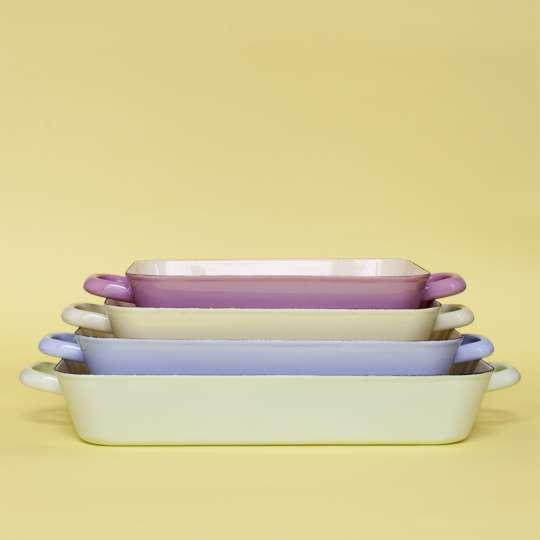 RIESS Classic Pastell Bratformen Ambiente
