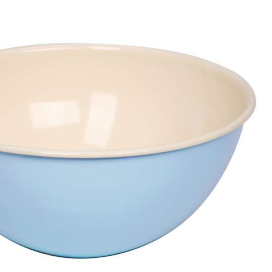 Riess Classic Pastell / Obst- und Salatschüssel, blau