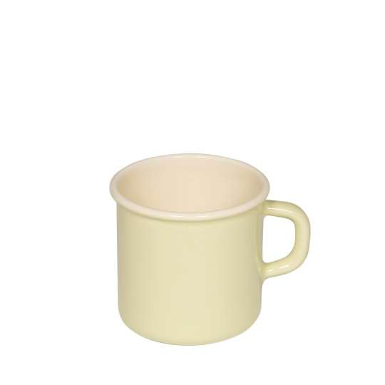 Riess CLASSIC - Bunt/Pastell Topf mit Boerdel  0221-006 / 8cm