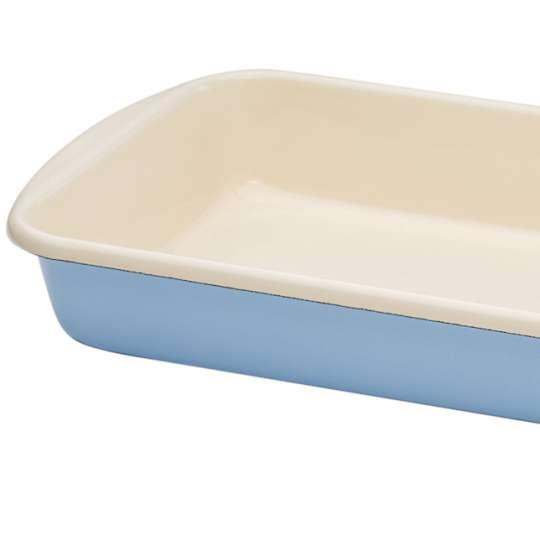 RIESS Classic Pastell Auflaufform Blau