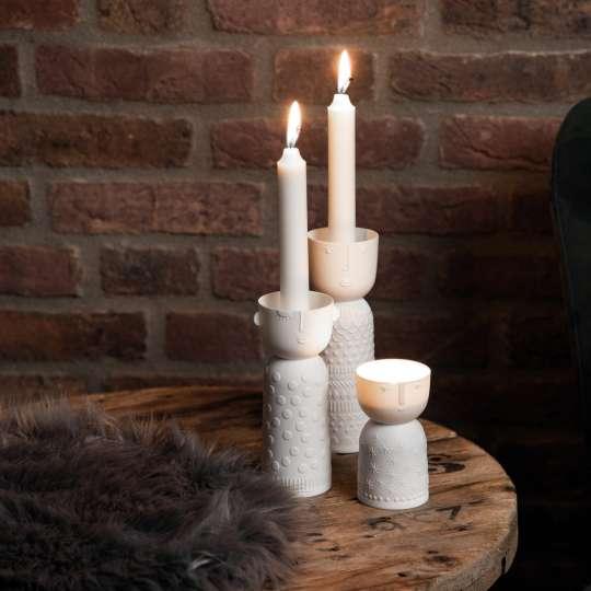 Porzellangeschichten. Lichtgestalten. von Raeder