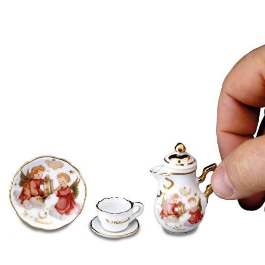 Reutter Minikannenset H Weihnachtsengel Hand