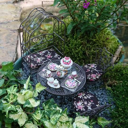 Reutter Porzellan - Mini-Garten - Ambiente