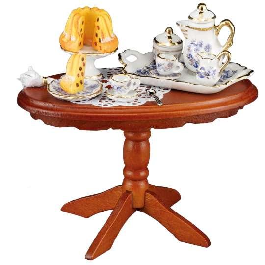 Reutter Tisch Kaffeeklatsch Gold-Zwiebel Neuheit 2018 - 1.822/1