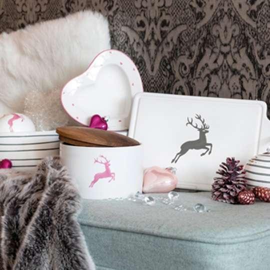 Gmundner Keramik - Sweet Traditions: Kollektionsteile dekoriert